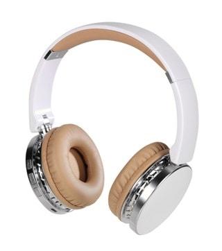 Vivanco Neos White Bluetooth Headphones