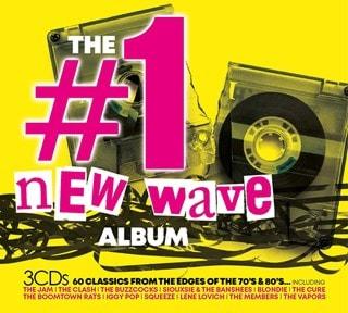 The #1 Album: New Wave