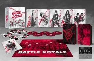 Battle Royale: Limited Edition 4K Ultra HD Blu-ray