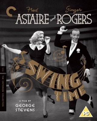 Swing Time - The Criterion Collection