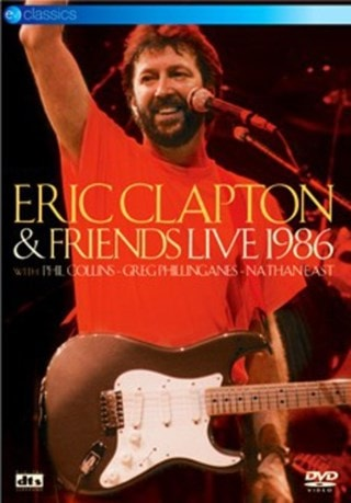 Eric Clapton: And Friends Live 1986