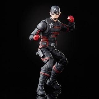 U.S. Agent: Marvel Legends Series Action Figure