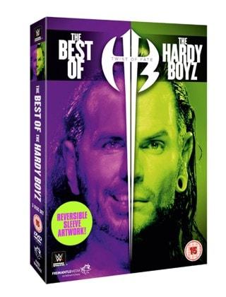 WWE: Twist of Fate: The Best of the Hardy Boyz