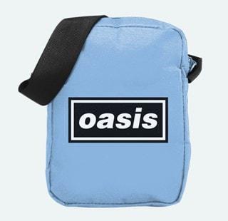 Oasis Blue Cross Body Bag
