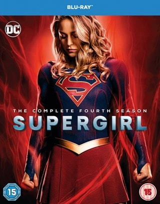 Supergirl: The Complete Fourth Season