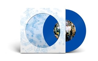 Happy New Year - Limited Edition Clear Blue Vinyl