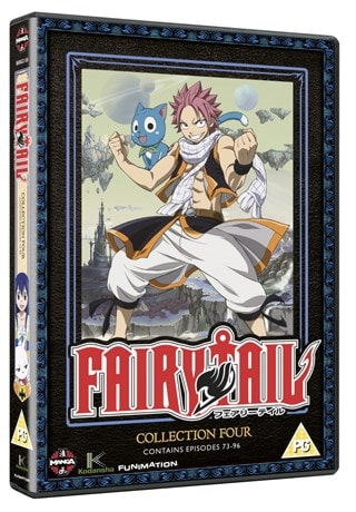 Fairy Tail: Collection 4