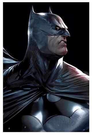 Angry Batman Limited Edition Fine Art Print