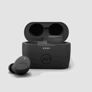 Jays M-Five Grey True Wireless Bluetooth Earphones