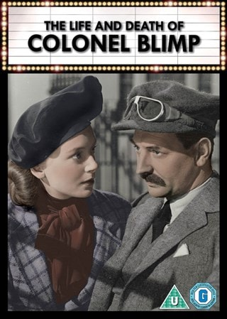 The Life and Death of Colonel Blimp - British Classics...