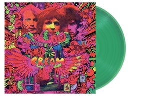 Disraeli Gears - Transparent Green Vinyl
