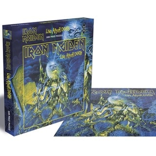 Iron Maiden - Live After Death: 500 Piece Jigsaw Puzzle