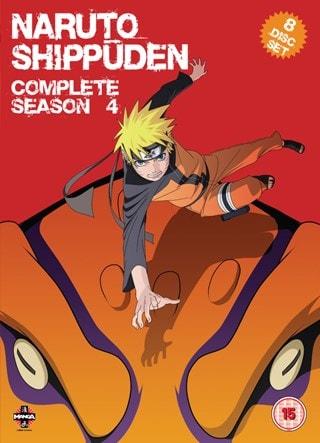 Naruto - Shippuden: Complete Series 4