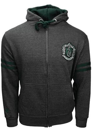 Harry Potter: Slytherin Zipped Hoodie