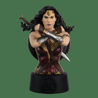 Wonder Woman Bust: Gal Gadot: DC Hero Collector