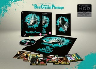 The Bird With the Crystal Plumage Limited Collector's Edition