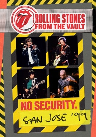The Rolling Stones: From the Vault - No Security - San Jose '99