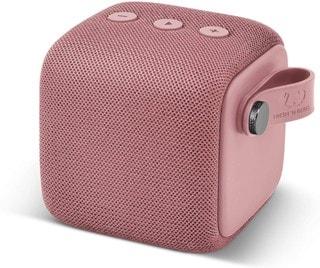 Fresh N Rebel Bold S Dusty Pink Bluetooth Speaker