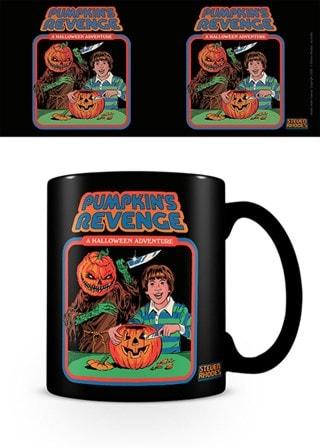 Steven Rhodes: Pumpkin's Revenge Coffee Mug