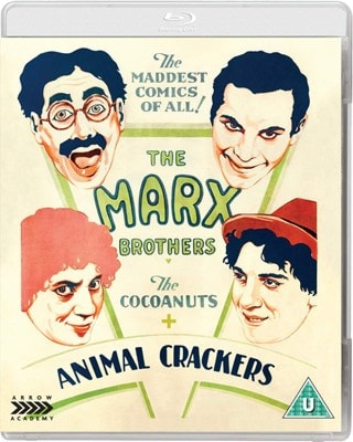 The Marx Brothers: The Cocoanuts/Animal Crackers