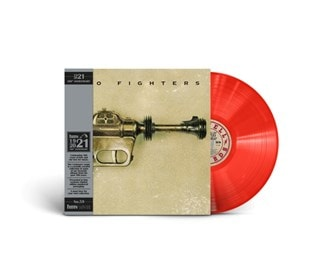 Foo Fighters (hmv Exclusive) the 1921 Centenary Edition Red Vinyl