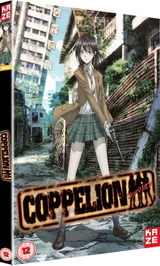Coppelion: Complete Series Collection