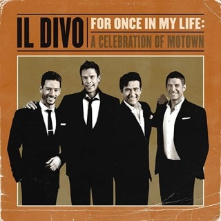 Il Divo: For Once in My Life: A Celebration of Motown