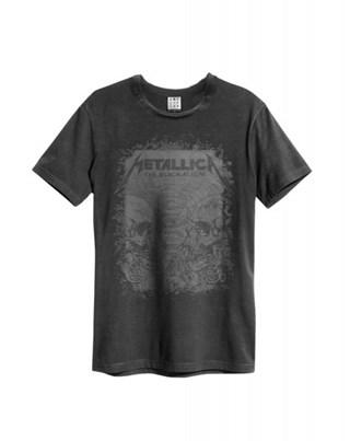 Metallica The Black Album Unisex T-Shirt: Black
