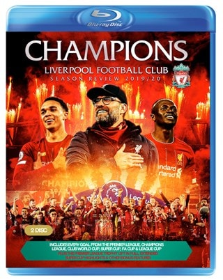 Champions: Liverpool Football Club Season Review 2019-20