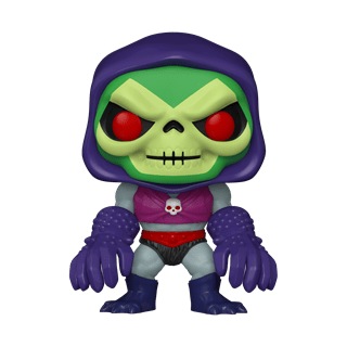 Skeletor With Terror Claws (39) Masters Of The Universe Pop Vinyl