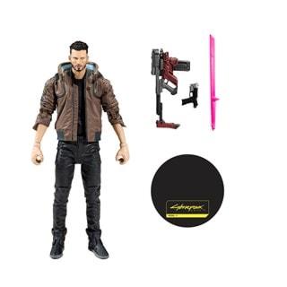 Cyberpunk 2077: V Male Figurine