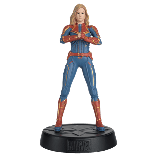 Captain Marvel Figurine: Hero Collector