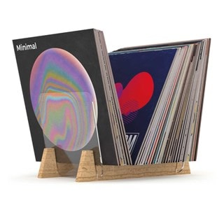 Glorious Record Stand 75 Vinyl Storage