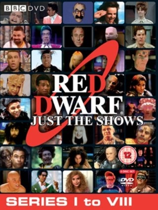 Red Dwarf: Just the Shows - Volumes 1 and 2 Collection