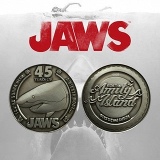 Jaws: 45th Anniversary Coin