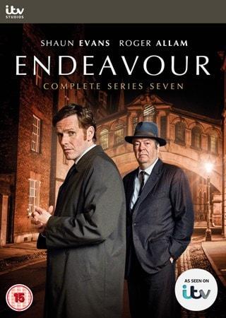Endeavour: Complete Series Seven
