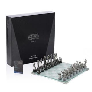 Royal Selangor: Star Wars Classic Chess Set