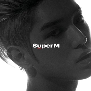 SuperM - The First Mini Album (Taeyong Version)