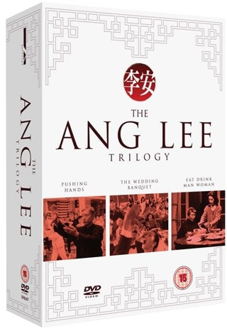 The Ang Lee Trilogy