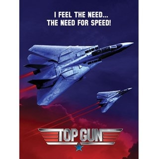 Top Gun: Need For Speed Jets Canvas Print
