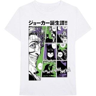 Joker Sweats Manga