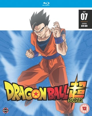 Dragon Ball Super: Part 7