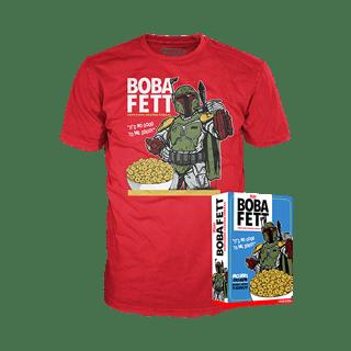 Boba Fett: Star Wars Funko Cereal Box Tee