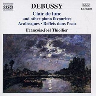 Clair De Lune and Other Piano Favourites (Thiollier)