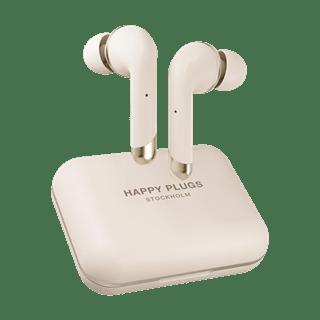 Happy Plugs Air1 Plus Gold In Ear True Wireless Bluetooth Earphones