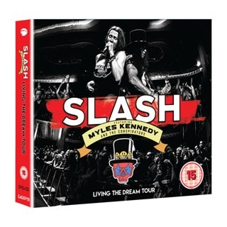 Slash Featuring Myles Kennedy and the Conspirators: Living...