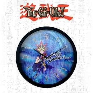 Yu-Gi-Oh! It's Time to Duel Clock