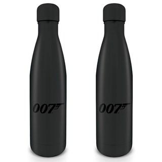 Metal Drink Bottle James Bond: 007
