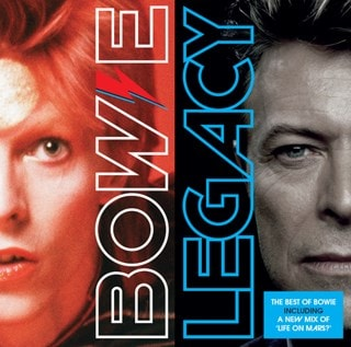Legacy: The Best of Bowie