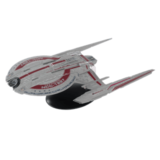 Star Trek: U.S.S. Shenzhou XL Starship Hero Collector